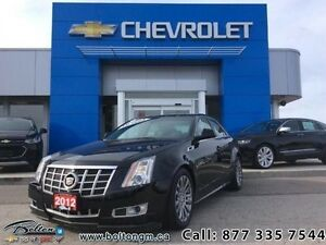 2012 Cadillac CTS Performance Collection  - $201.36 B/W