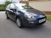 Fiat Punto POP (grey) 2012