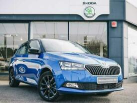 image for 2018 Skoda FABIA HATCHBACK SPECIAL EDITIONS 1.0 MPI 75 Colour Edition 5dr Hatchb