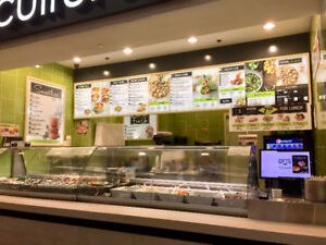 Food Court FRANCHISE business in City Central Surrey $89,000