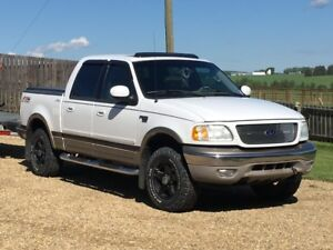 2003 Ford F-150 Lariet well maintained
