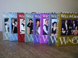 Complete Series of Will & Grace DVD Box set Seasons 1-8