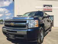 2010 Chevrolet Silverado 1500 Pickup Truck LS - Don't Miss Out!