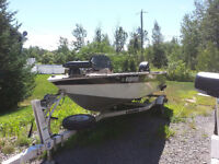 Bateau de pêche legende