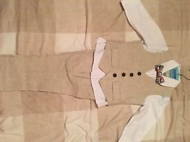 Monsoon 12-18 boys suit - page boy/ christening/ Christmas