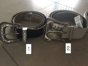 BRAND NEW GUESS BELTS!!