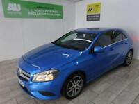 BLUE MERCEDES-BENZ A CLASS 2.1 A200 CDI SPORT ***FROM £281 PER MONTH***