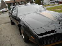 1984 Pontiac Trans Am Coupé (2 portes)
