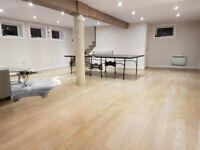 Sablage et installation de plancher / Floor sanding