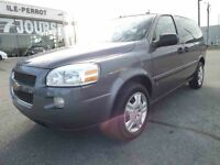 2007 CHEVROLET Uplander 7 PASSAGER, MP3, ABS
