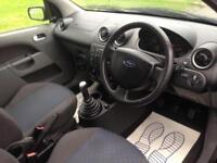 2003/52 Ford Fiesta 1.4 Zetec - FSH - New MOT - Only 71890 Miles