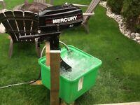 1991 Mercury boat motor