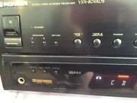 Pioneer VSX-804 RDS Dolby Surround Sound Pro Logic Amp