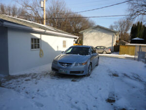 2008 Acura TL (IT'S READY FOR THE WINTER)