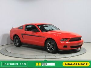 2012 Ford Mustang V6 Premium AUTO A/C CUIR MAGS BLUETOOTH