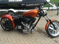 2003 CUSTOM Harley Davidson EVO - NEW PRICE!!!