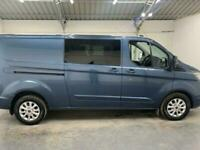 2020 FORD TRANSIT CUSTOM 2.0 300 LIMITED DCIV ECOBLUE *BUY FROM £583 PER MONTH*