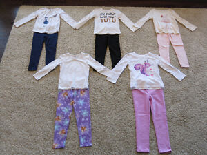 Size 5T Fall/Winter Clothes for Girls