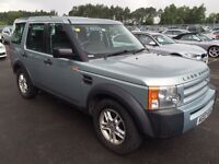 LAND ROVER DISCOVERY 3 TD V6 GS 7 SEATER