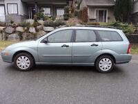 2004 Ford Focus SE Wagon
