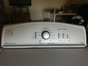 Kenmore Washer Control board