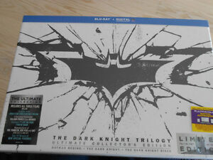 The Dark Knight Trilogy: Ultimate Collector's Edition + Others