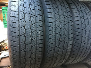 4 used tires