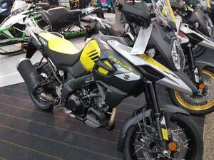 2018 Suzuki V-Strom 1000XT SE ABS