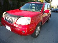 2005 Nissan X-trail Le Leather SUV, Crossover,$4850.00