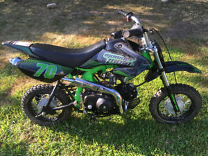 Monster Moto mx70