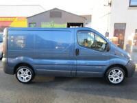 NO VAT Renault Trafic 1.9 SWB low mileage panel van (21)
