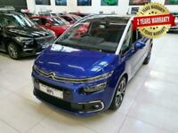 2017 Citroen C4 Grand Picasso 1.6 BLUEHDI FLAIR S/S 5d 118 BHP 7 SEATER MPV Dies