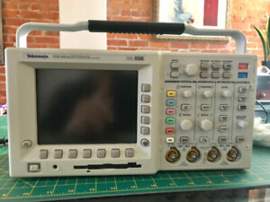 oscilloscope Tektronix TDS 3014 Four Channel 100mhz color