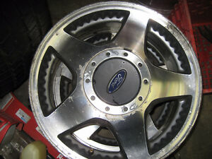 "4 - 16"" ALLOY WHEELS FOR FORD WINDSTAR FOR YOUR WINTERS - $100"