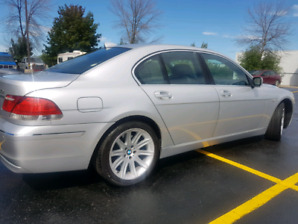 REDUCED!!!! 2006 BMW 750I FOR SALE