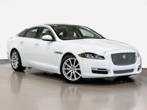 2016 Jaguar XJ 3.0L V6 AWD Portfolio @2.9% INTEREST CERTIFIED 6