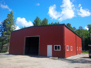 Prestige Steel Buildings in Cornwall