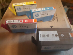 Ink Cartridges Fits 920XL Printer HP ETC