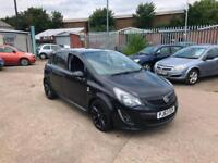 Vauxhall/Opel Corsa 1.2i 16v ( 85ps ) Limited Edition ONLY 19K 10 MONTH MOT