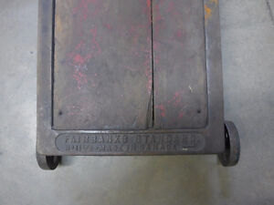 Fairbanks Standard Scale No. 11 1/2