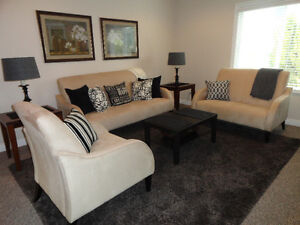 Fully Furnished Garden Suite