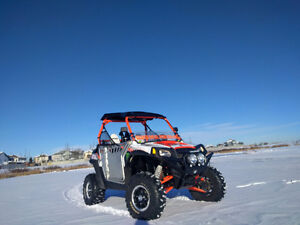 ##2013 Polaris RZR S 800 LOADED WITH ALL The BELL'S AND WHISTLES