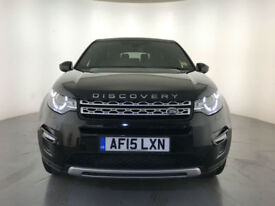 2015 LAND ROVER DISCOVERY SPORT HSE SD4 DIESEL 7 SEATS 1 OWNER SERVICE HISTORY