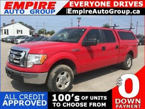 2010 FORD F-150 FX2 * LEER CAP * POWER GROUP