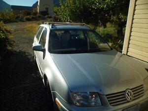 2005 Volkswagen Jetta Wagon