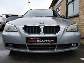 2005 BMW 5 SERIES 525D SE TOURING ESTATE DIESEL