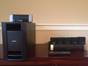 Bose Home Theatre system Lifestyle V10