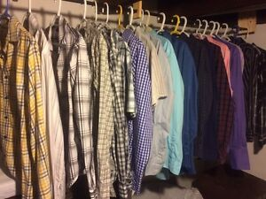 Men's Small Dress Shirts