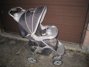 Safety 1st Stroller with multiple reclining seat positions