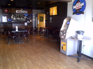 Bar and Restaurant for sale or lease